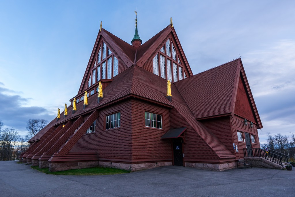 Church in Kiruna